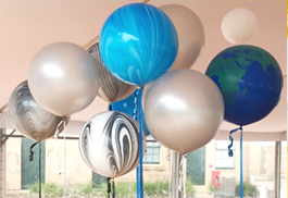 Unfilled Balloons Balloons Accessories